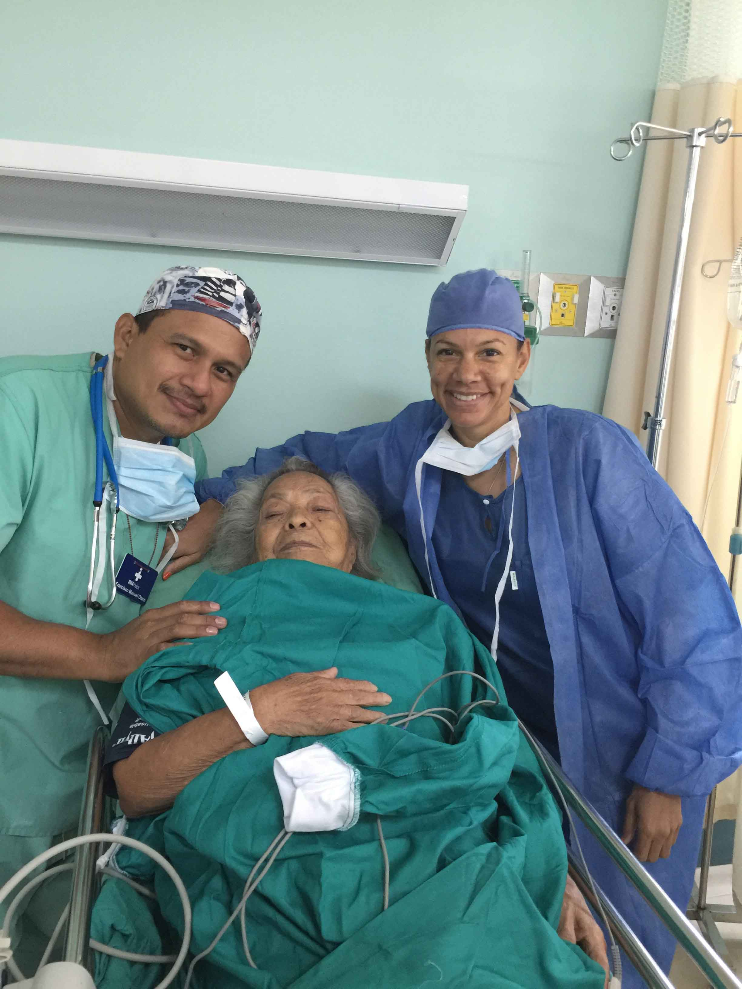 Dr Emilia Dauway - Giving